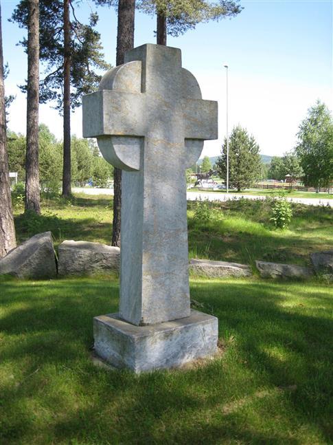 Olavskorset ved Eidskog kirke